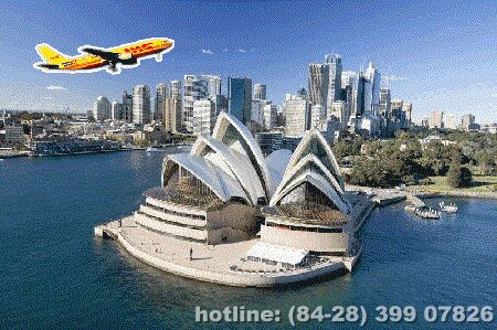 Gửi hàng đi Úc dễ hay khó