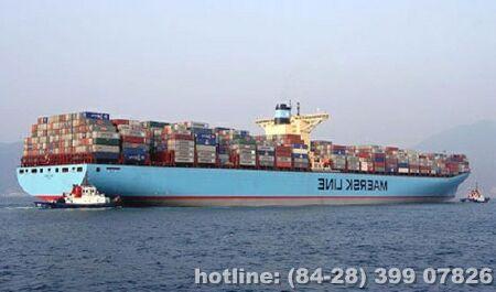 Gửi hàng đi Mỹ bằng đường biển và đường hàng không