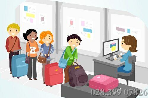 Ký gửi hành lý cá nhân đi mỹ với cước phí vận chuyển rẻ nhất