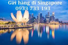 Bảng giá gửi hàng đi Singapore