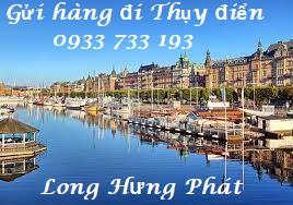 Bảng giá gửi hàng đi Thụy Điển rẻ nhất